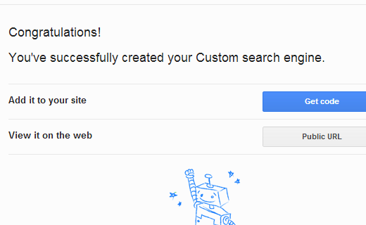 Public URL