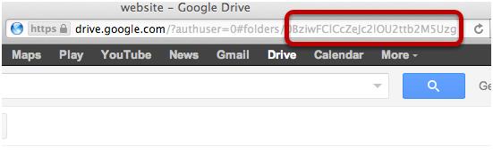 #folders